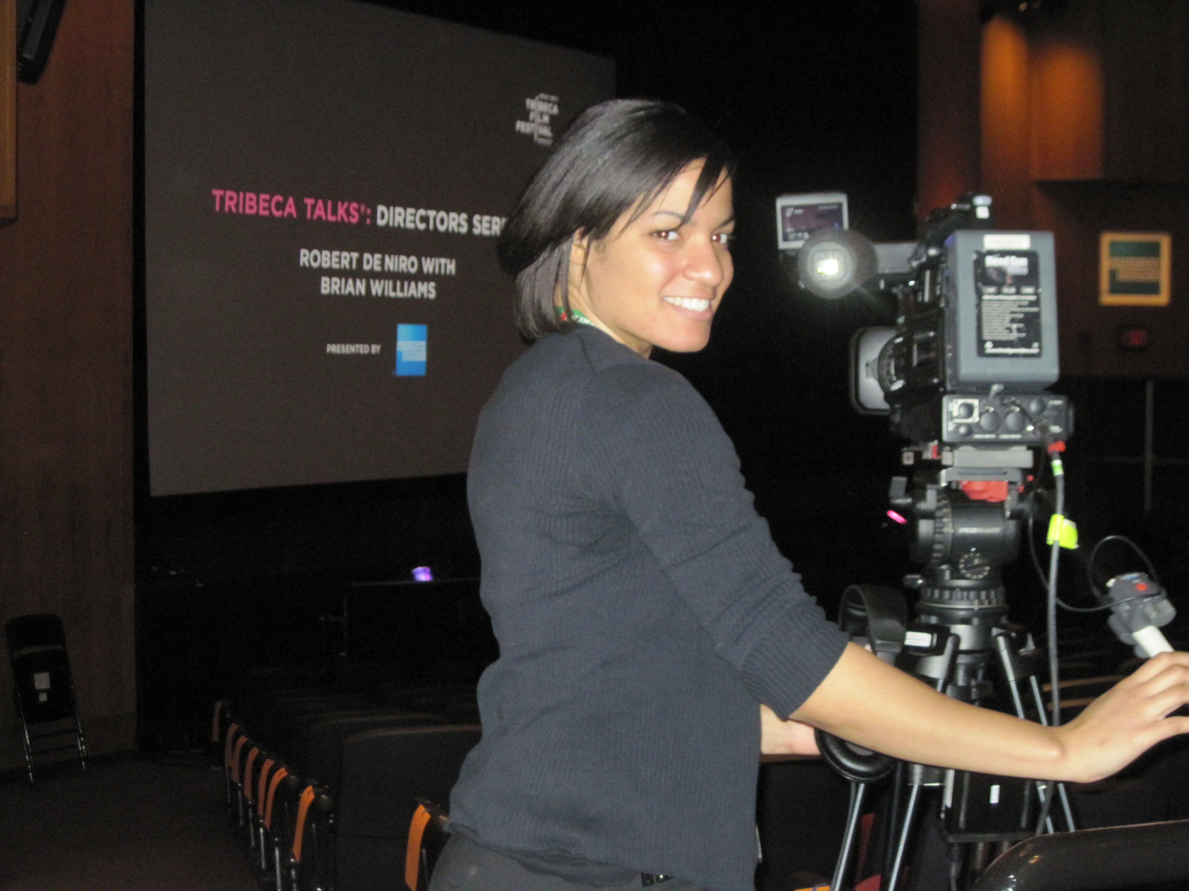 Live video production Tribeca 2011